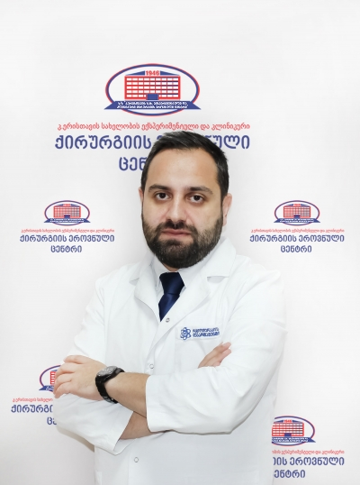 Besik Sokurashvili