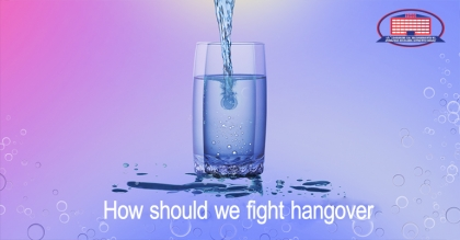 How to fight a hangover?