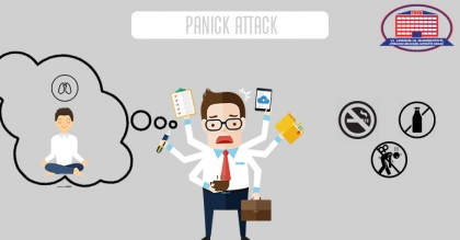 Several simple methods to protect yourself from a panic attack
