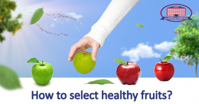 How to choose a healthy fruit?