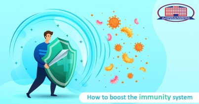 How to boost the immunity system