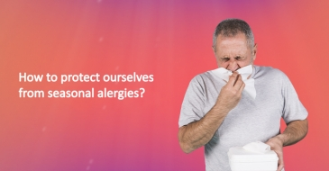 How to protect ourselves from seasonal allergies?