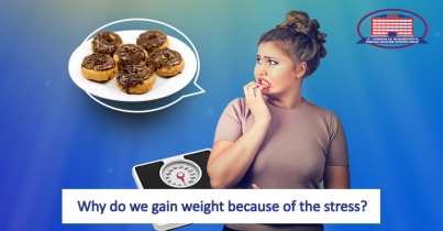 Obesity and stress – What happens to the body during stress?