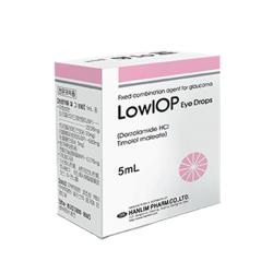 Louiop 20mg/5mg 5ml eye dr