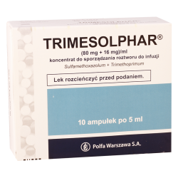 Biseptol (Trimesolfar)5ml#10a