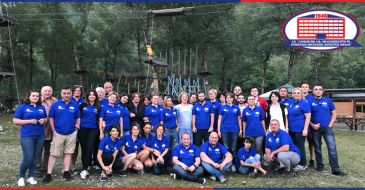 Rafting 2018 - cheerfulness, adrenalin, and unforgettable memories!