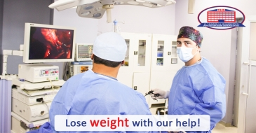 Stomach reduction operation – lose excess weight from the first day of laparoscopic operation