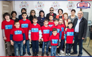 The World Hemophilia Day was celebrated at the National Center of Surgery