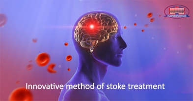 For the first time in Georgia and only at the National Center of Surgery! A patient, who suffered from the stroke, survived with a combination of systemic thrombolysis and thrombectomy
