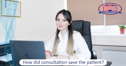 Consultation with the neurologist saved the patient from a recurrent stroke!