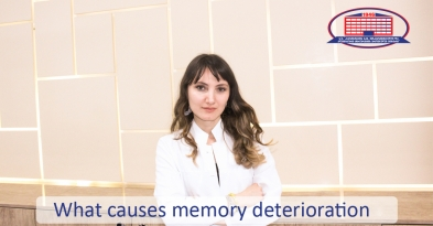 What causes memory deterioration and how to recognize the symptoms of dementia?