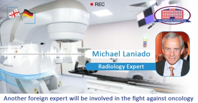 German expert, Professor Michel Laniado joins the multidisciplinary team of the National Center of Surgery