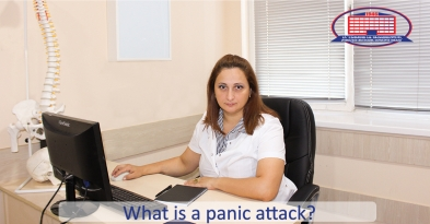What is a panic attack and what causes this condition?