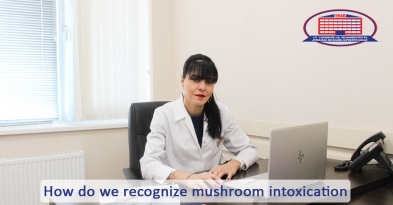 How to recognize symptoms of mushroom poisoning?