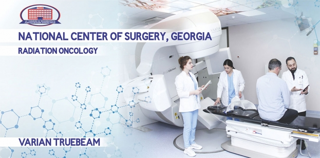 "Modern methods of cancer treatment in ""National Center of Surgery"" of Georgia"