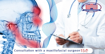National Center of Surgery offers a promotion for consultation with a maxillofacial surgeon