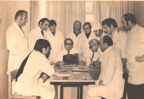 ქირურგიის ეროვნული ცენტრის ისტორია