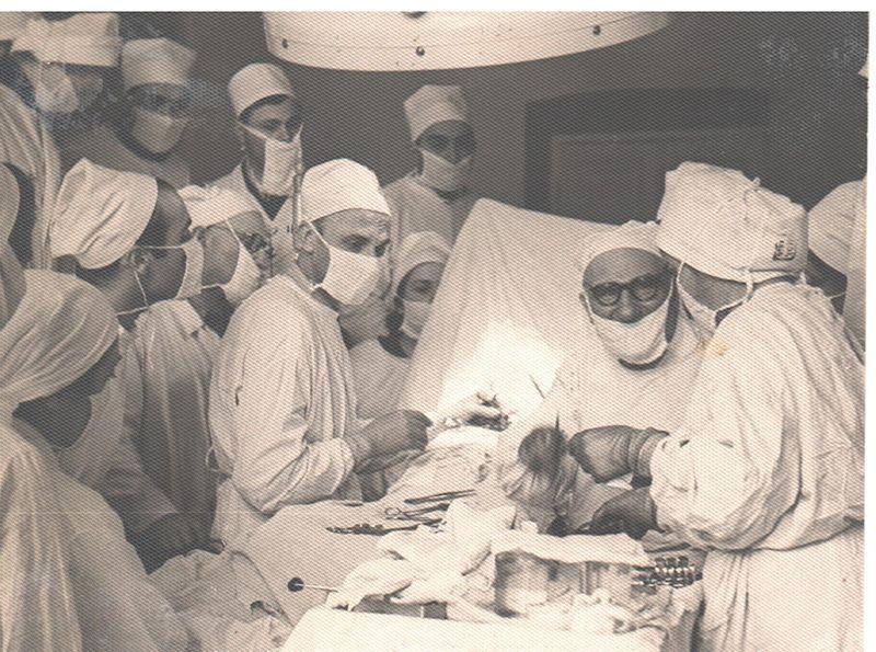 ოპერაცია ქირურგიის ინსტიტუტში