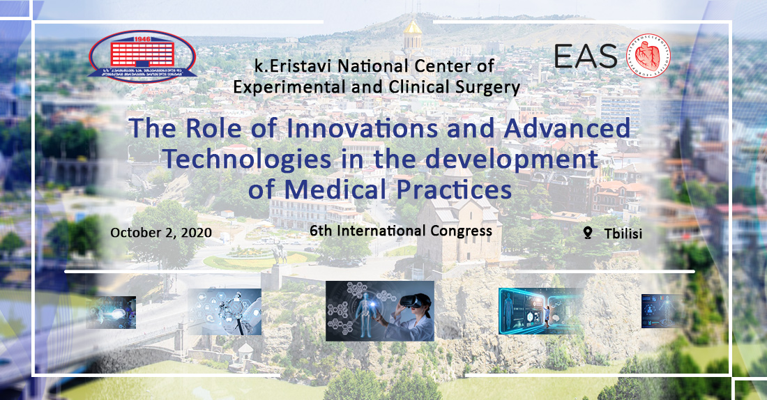International congress dedicated to the date of the founding of National Center of Surgery