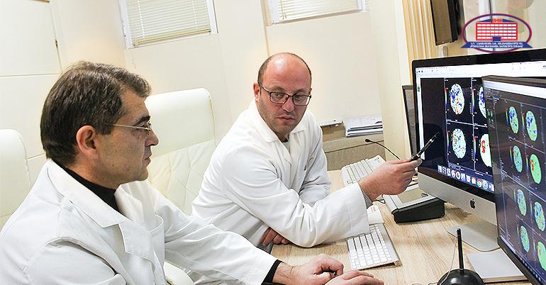 Впервые в Грузии! Проведите перфузионную компьютерную томографию  - исследование головного мозга на уровне капилляров