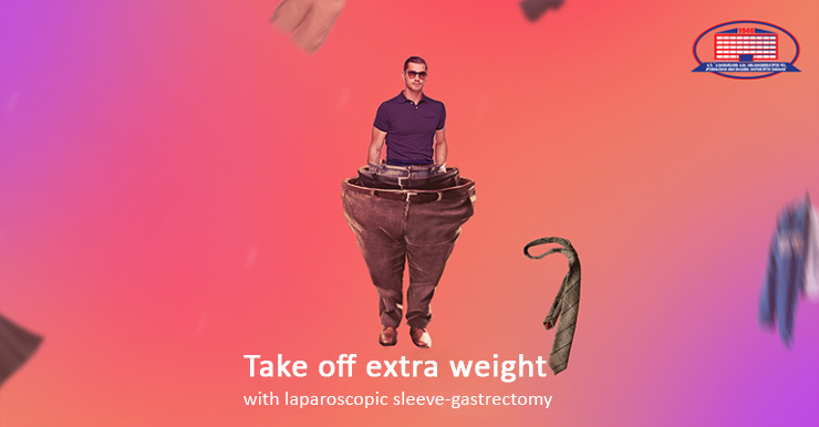Solution of obesity and return of healthy weight trough surgery