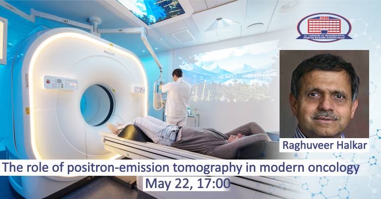 The role of the positron-emission tomography in oncology – Professor of Emory University will read a lecture at National Center of Surgery
